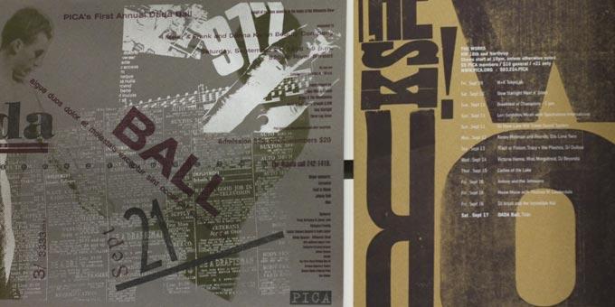 Letterpress work by Crack Press