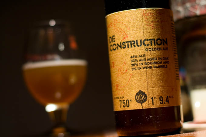 Deconstruction Golden Ale