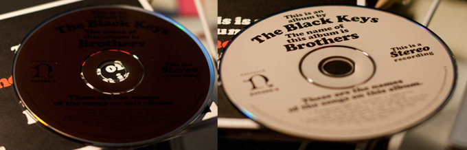 The Black Keys Brothers CD