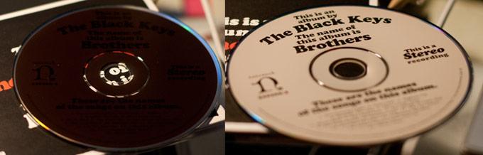 The Black Keys Brothers CD