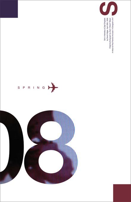 Spring 2008 Poster